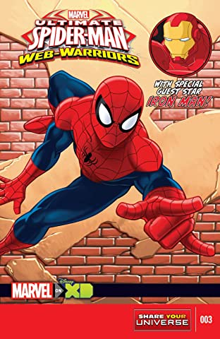 Marvel Universe Ultimate Spider-Man: Web Warriors (2014-2015) #3