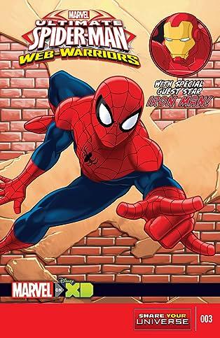 Marvel Universe Ultimate Spider-Man: Web Warriors (2014-2015) #3