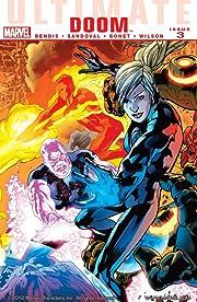 Ultimate Comics Doom #3 (of 4)