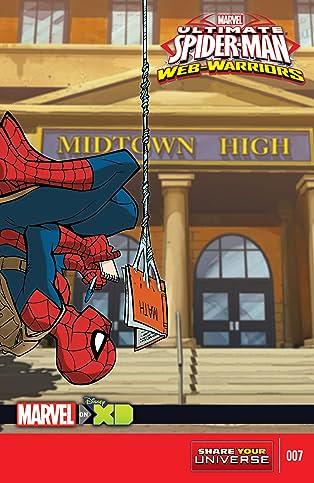 Marvel Universe Ultimate Spider-Man: Web Warriors (2014-2015) #7
