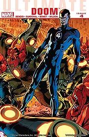 Ultimate Comics Doom #4 (of 4)