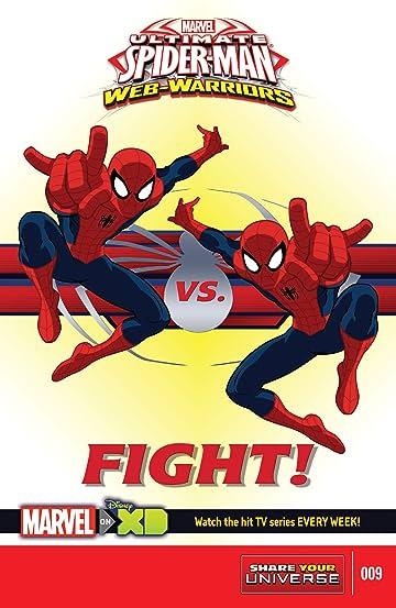 Marvel Universe Ultimate Spider-Man: Web Warriors (2014-2015) #9