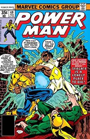 Power Man (1974-1978) #49