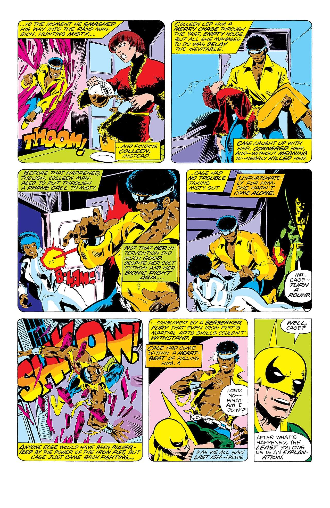 Power Man (1974-1978) #49