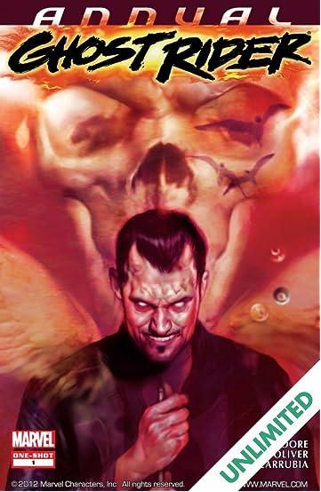 Ghost Rider (2006-2009) Annual #1