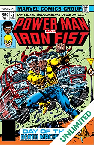 Power Man and Iron Fist (1978-1986) #52