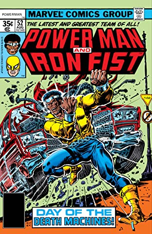 Power Man and Iron Fist (1978-1986) No.52