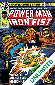 Power Man and Iron Fist (1978-1986) #53