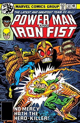 Power Man and Iron Fist (1978-1986) No.53