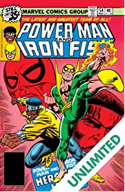 Power Man and Iron Fist (1978-1986) #54