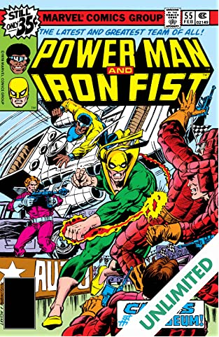 Power Man and Iron Fist (1978-1986) #55