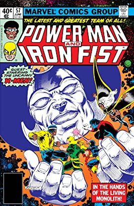 Power Man and Iron Fist (1978-1986) #57