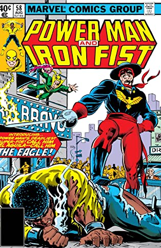 Power Man and Iron Fist (1978-1986) #58