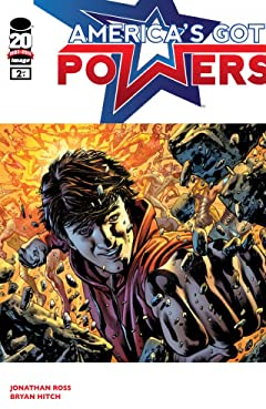 America's Got Powers No.2 (sur 7)
