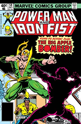 Power Man and Iron Fist (1978-1986) No.59