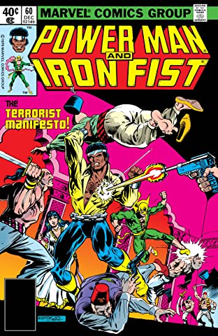 Power Man and Iron Fist (1978-1986) No.60
