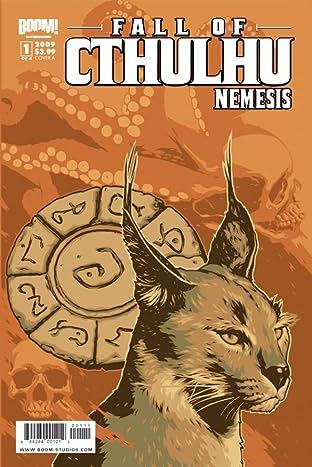 Fall of Cthulhu Vol. 6: Nemesis #1 (of 4)