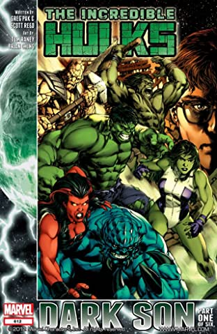Incredible Hulks (1999-2008) #612