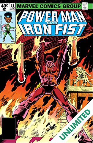 Power Man and Iron Fist (1978-1986) #63