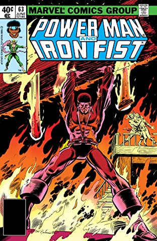 Power Man and Iron Fist (1978-1986) No.63