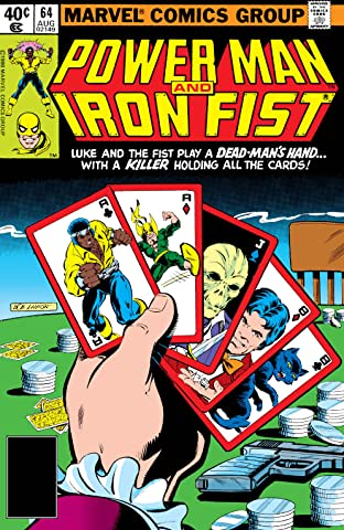 Power Man and Iron Fist (1978-1986) No.64