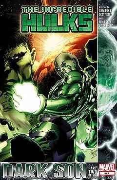 Incredible Hulks (2009-2011) #613