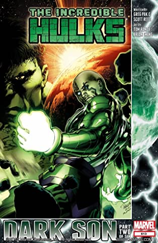 Incredible Hulks (2009-2011) #613
