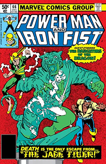 Power Man and Iron Fist (1978-1986) #66