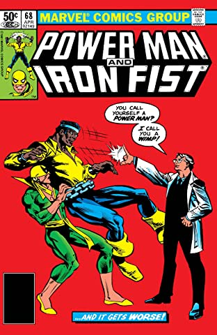 Power Man and Iron Fist (1978-1986) No.68