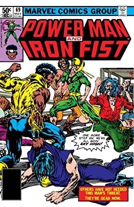 Power Man and Iron Fist (1978-1986) #69