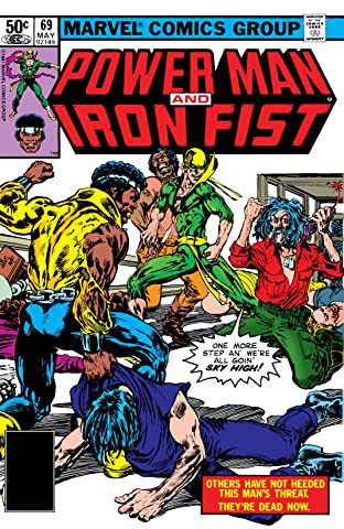 Power Man and Iron Fist (1978-1986) No.69