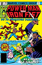 Power Man and Iron Fist (1978-1986) #70