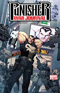 Punisher War Journal (2006-2009) No.5