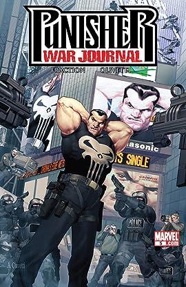 Punisher War Journal (2006-2009) #5