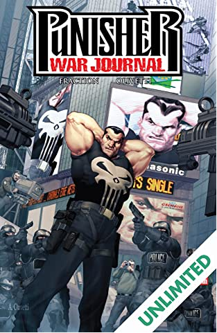 Punisher War Journal (2006-2009) #5