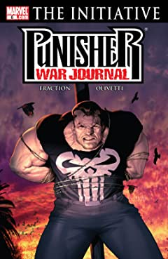 Punisher War Journal (2006-2009) No.6