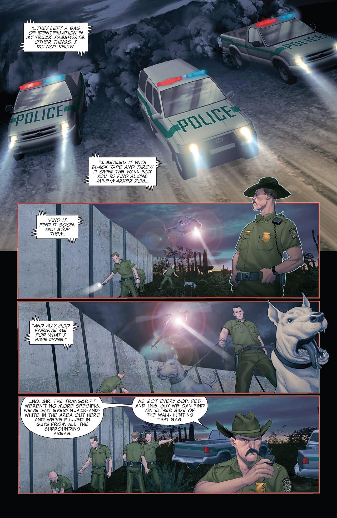 Punisher War Journal (2006-2009) #6