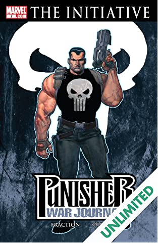 Punisher War Journal (2006-2009) #7