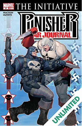 Punisher War Journal (2006-2009) #8