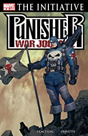 Punisher War Journal (2006-2009) #9