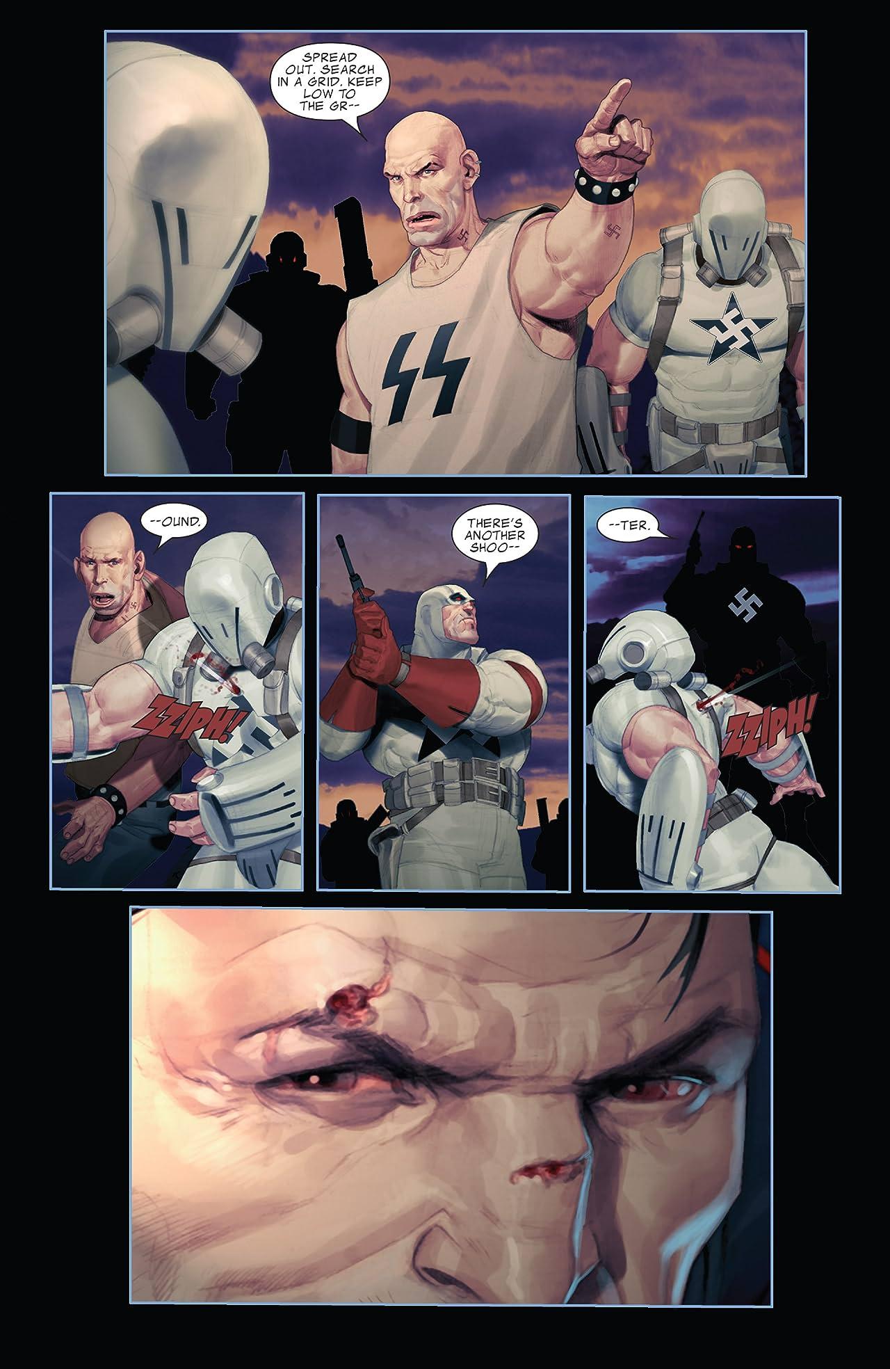 Punisher War Journal (2006-2009) #9