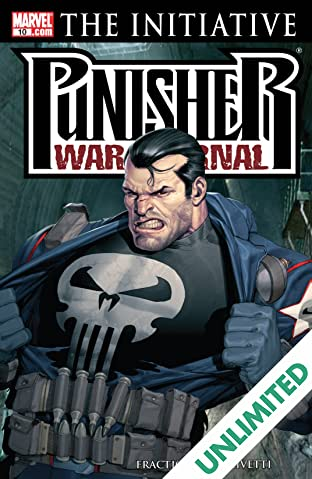 Punisher War Journal (2006-2009) #10