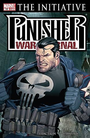 Punisher War Journal (2006-2009) #10