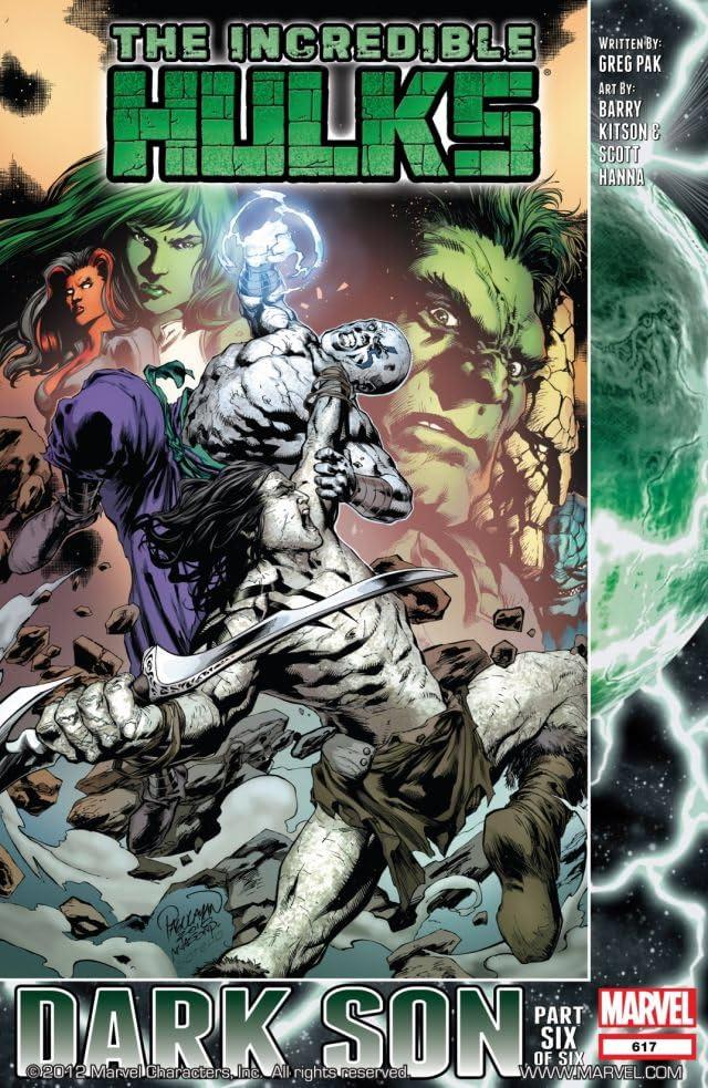 Incredible Hulks (1999-2008) #617