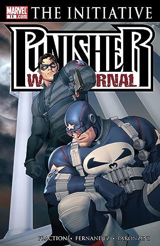 Punisher War Journal (2006-2009) #11
