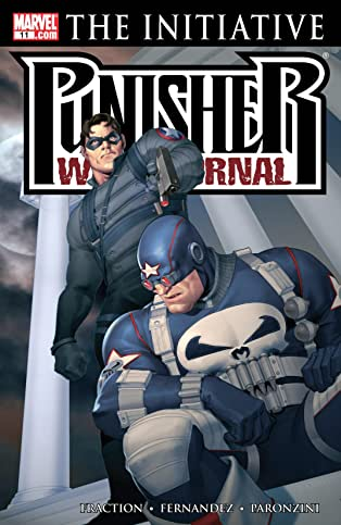 Punisher War Journal (2006-2009) #11