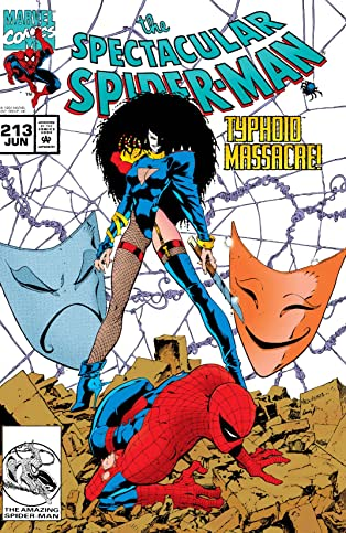 Peter Parker, The Spectacular Spider-Man (1976-1998) #213