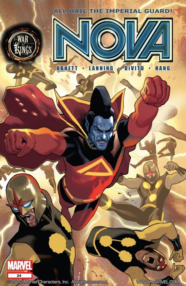 Nova (2007-2010) #24