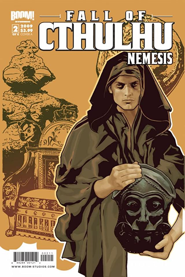 Fall of Cthulhu Vol. 6: Nemesis #2