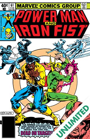 Power Man and Iron Fist (1978-1986) #61